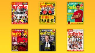 FourFourTwo subscription magazine back issues
