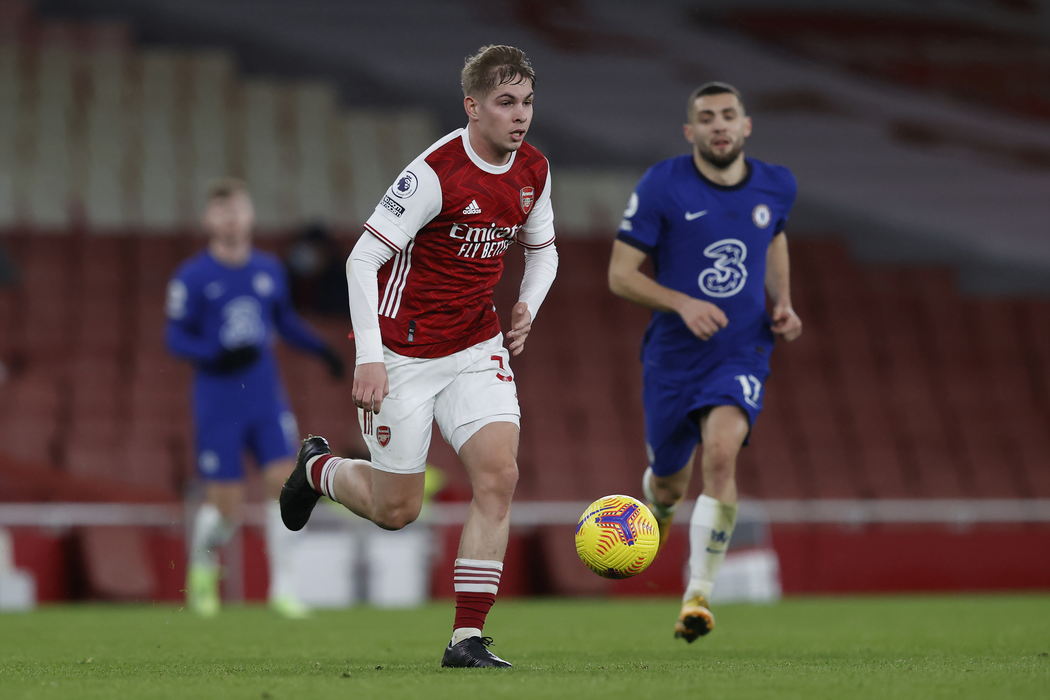 Mikel Arteta Arsenal Need A Player As Talented As Emile Smith Rowe Fourfourtwo