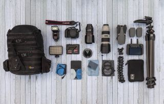 Award-winning travel photographer shares the camera kit he can't live without