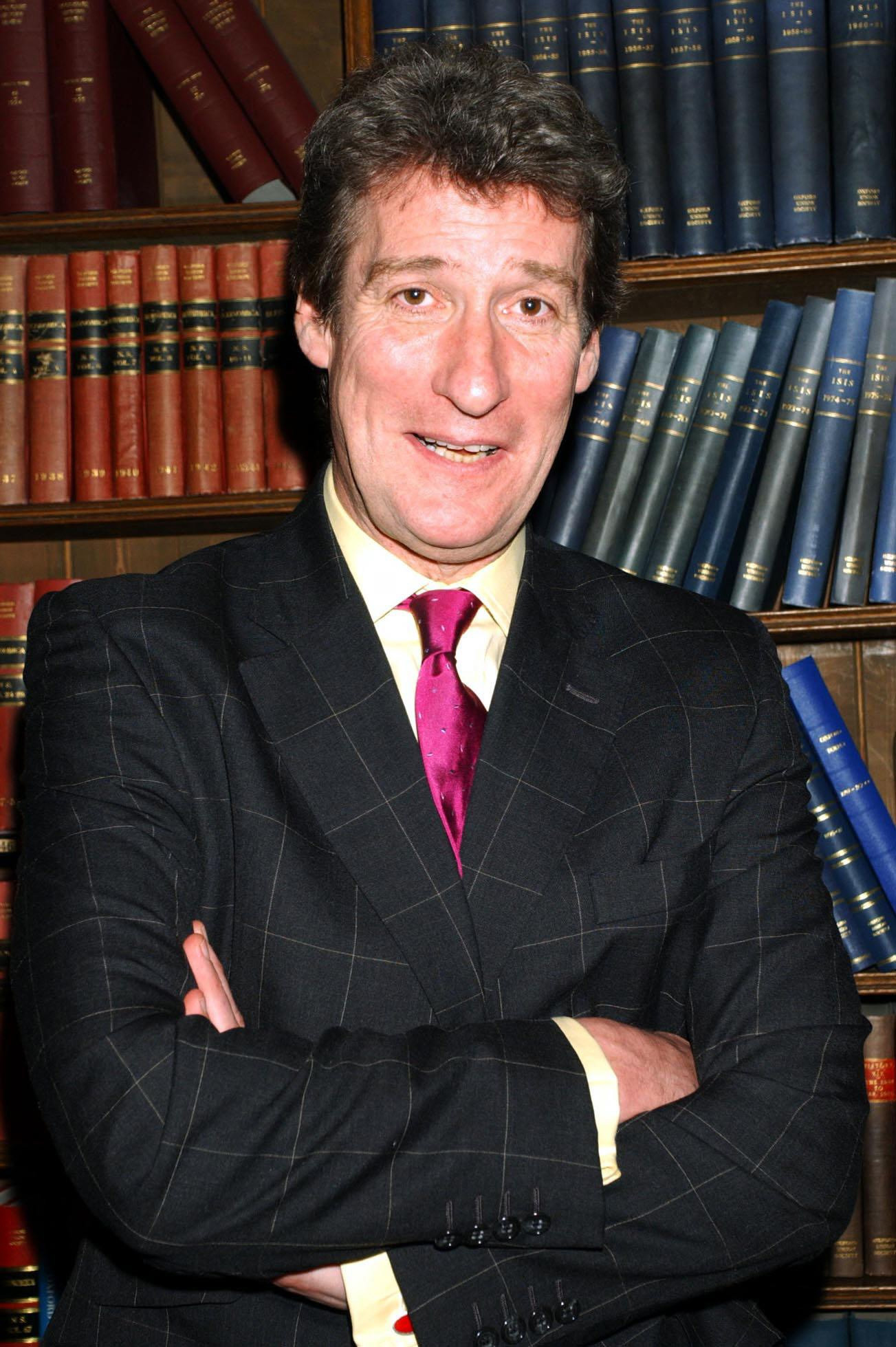 Paxman says M&S underwear is just pants