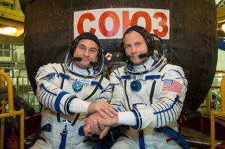 Soyuz MS-10 Crew