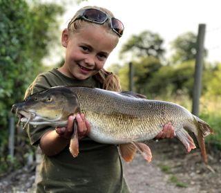 Fishing fun for children