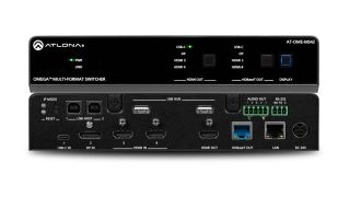 Atlona Omega AT-OME-MS42 multiformat switcher