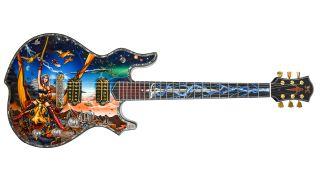 Minarik Guitars Heavy Metal Guitar
