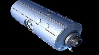 Axiom Space commercial module concept