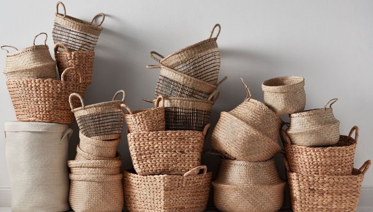 H&M Home baskets