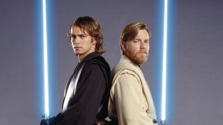 Obi-Wan Kenobi series on Disney Plus with Ewan McGregor and Hayden Christensen