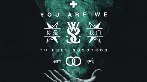 Cover art for While She Sleeps - You Are We album