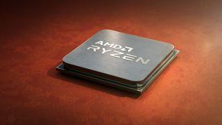 AMD Ryzen 5000 CPU render
