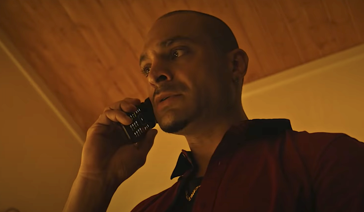 nacho on the phone better call saul season 5 finale