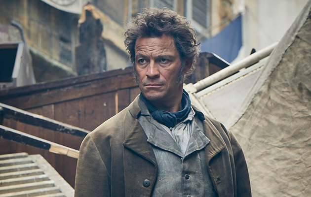Dominic West as Jean Valjean