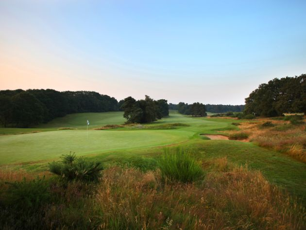 How Many Golf Courses There Are In England Sunningdale Golf Club New Course Pictures