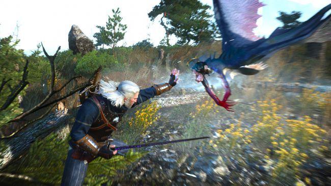Witcher 3 e3 graphics mod 1.7.10