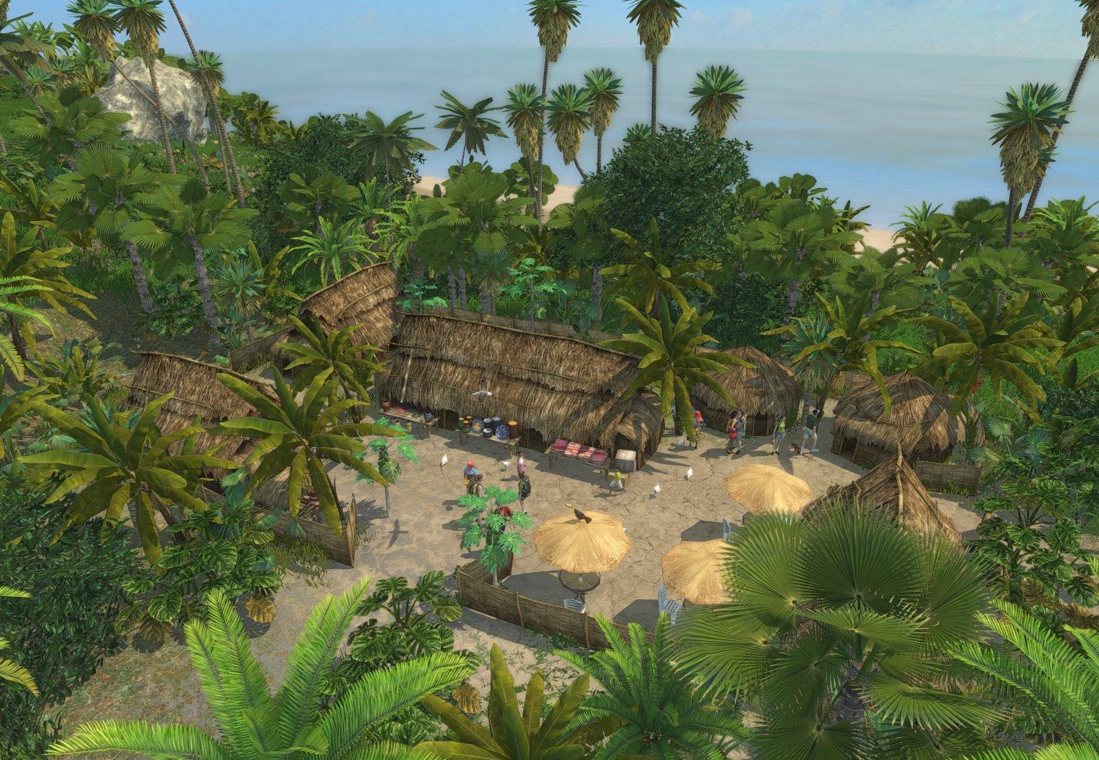 Tropico 3 Screenshots Deface Ancient Ruins #8041