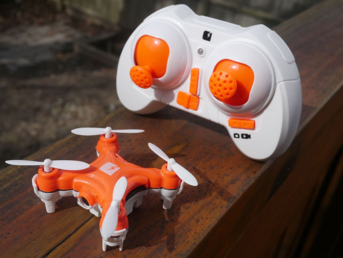Trndlabs Skeye Nano Drone Review | Tom's Guide