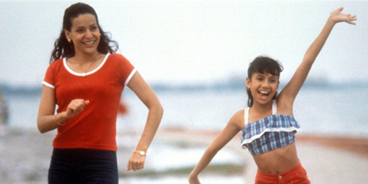 Constance Marie and Rebecca Lee Meza in Selena