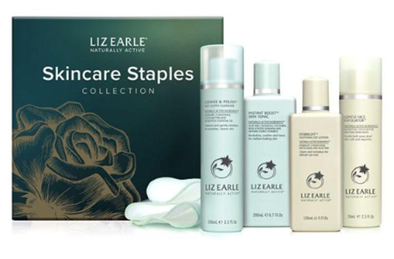 liz earle skincare staples offer