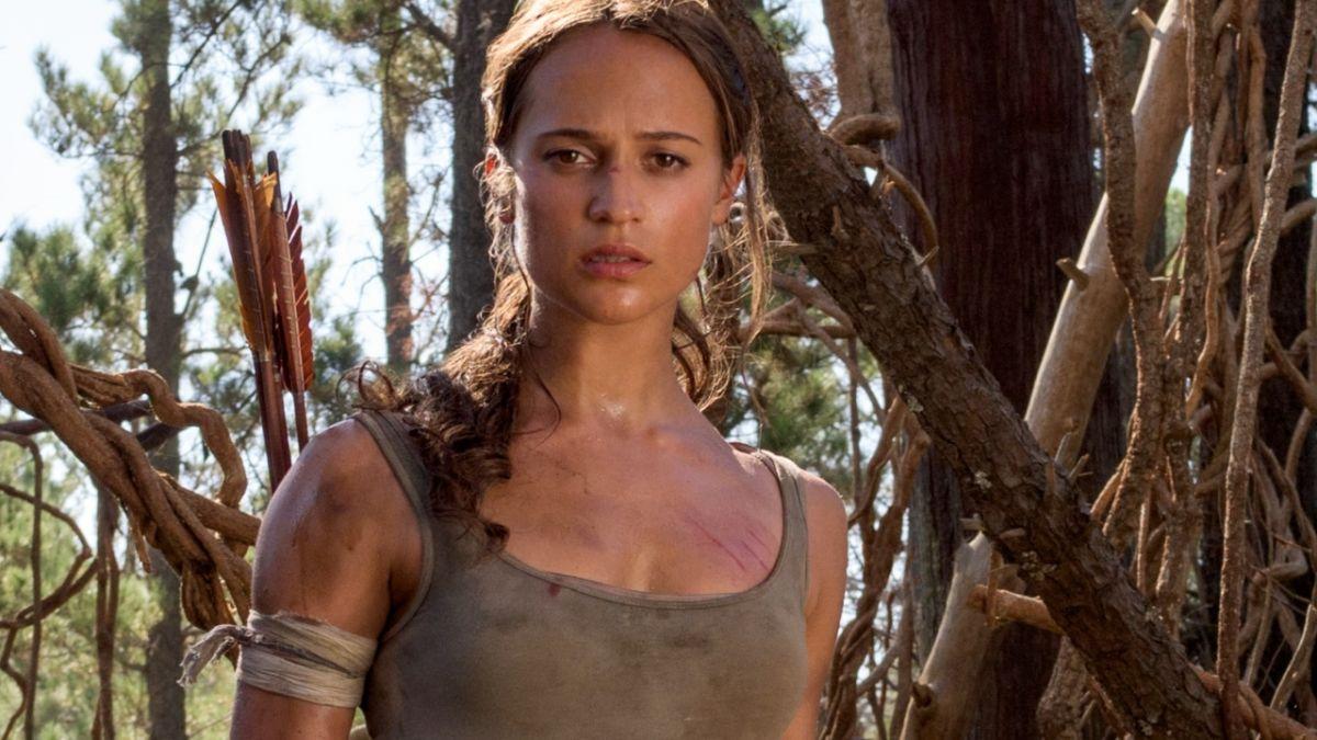 Tomb Raider trailer, photos, poster: Alicia Vikander
