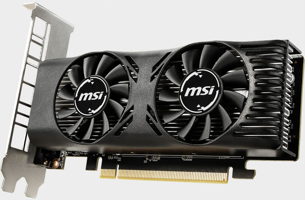 MSI launches a couple of GTX 1650 cards that will fit inside a compact PC