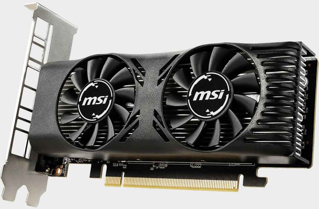 MSI launches a couple of GTX 1650 cards that will fit inside a compact PC | PC Gamer