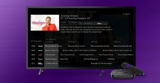 Roku Live TV Guide
