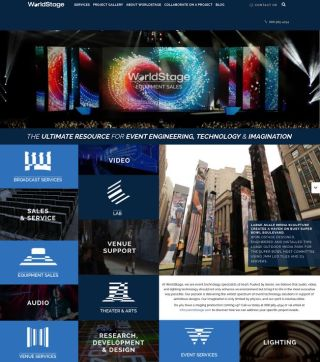 WorldStage Launches Revamped Website
