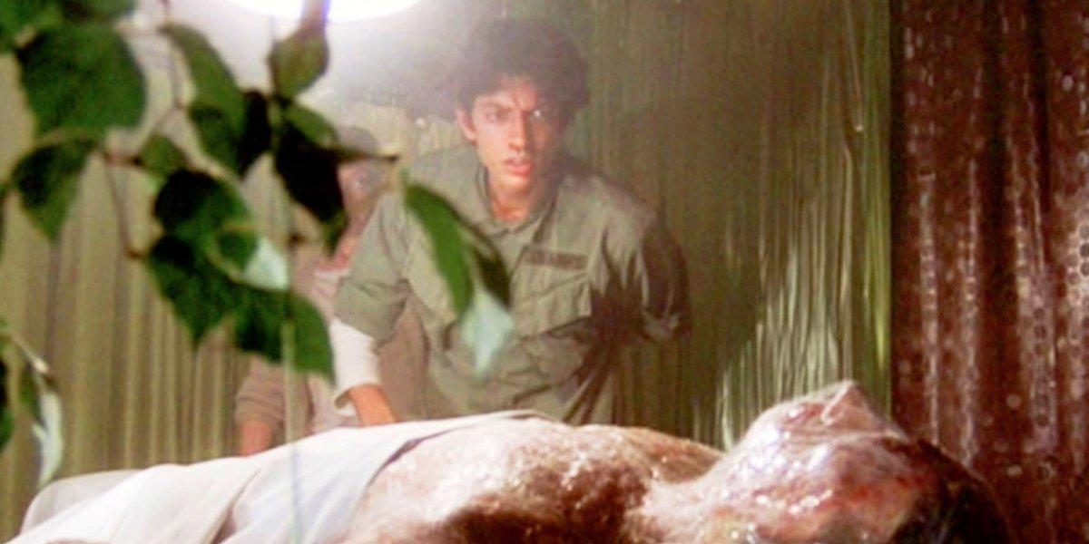 Jeff Goldblum in Invasion of the Body Snatchers