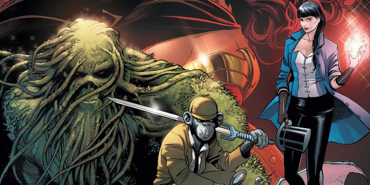 JJ Abrams' Bad Robot Is Developing 'Justice League Dark'