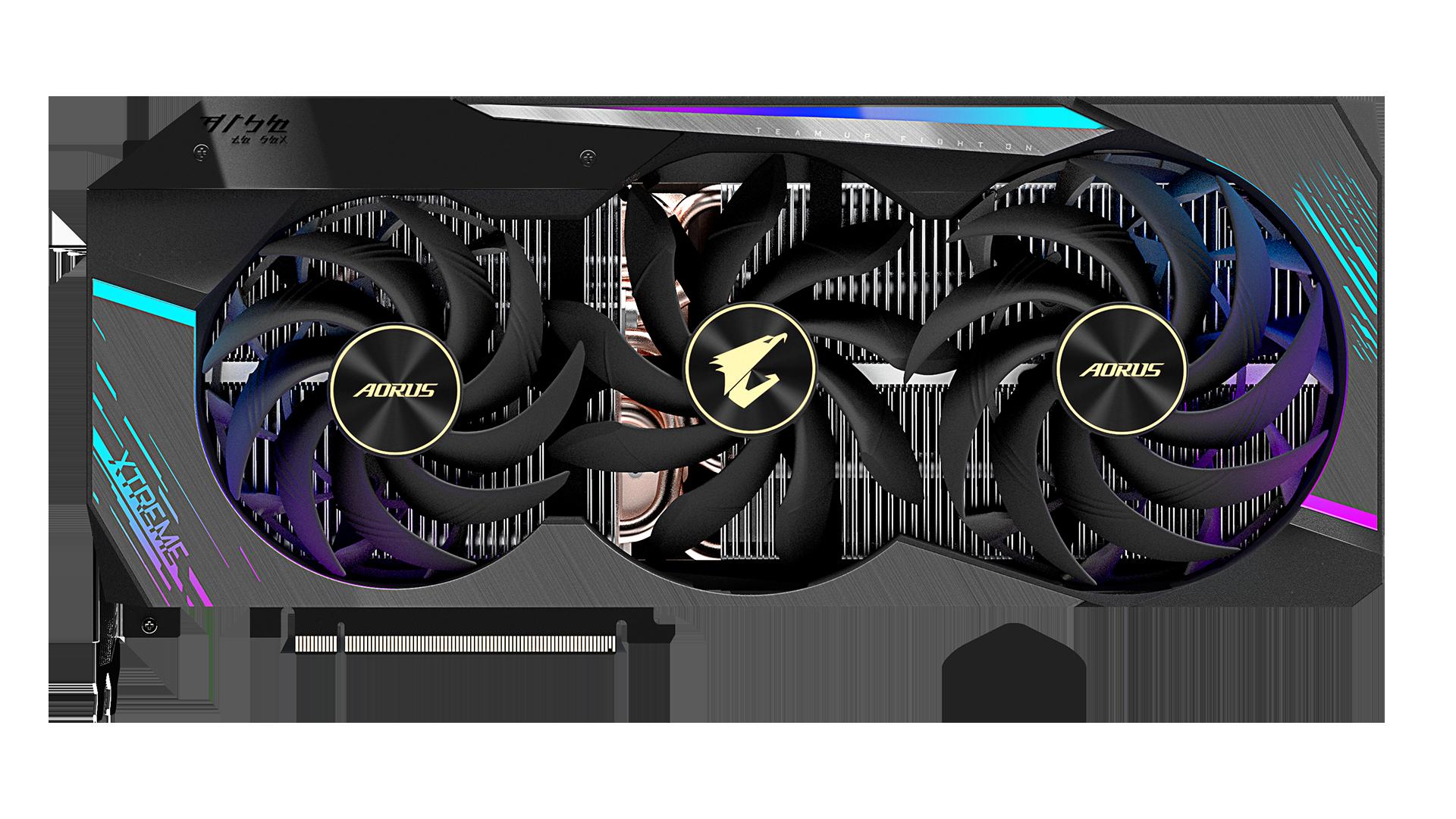 AORUS GeForce RTX 3080 Ti XTREME 12G