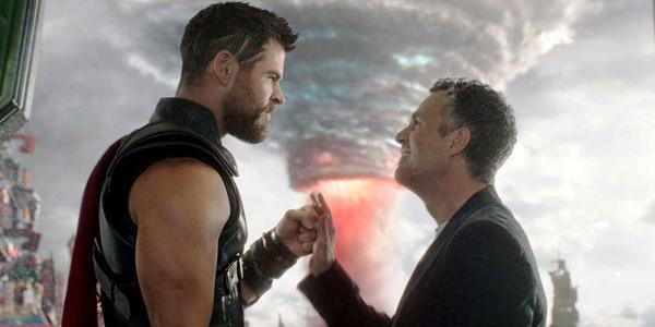 Thor Bruce Banner Thor Ragnarok