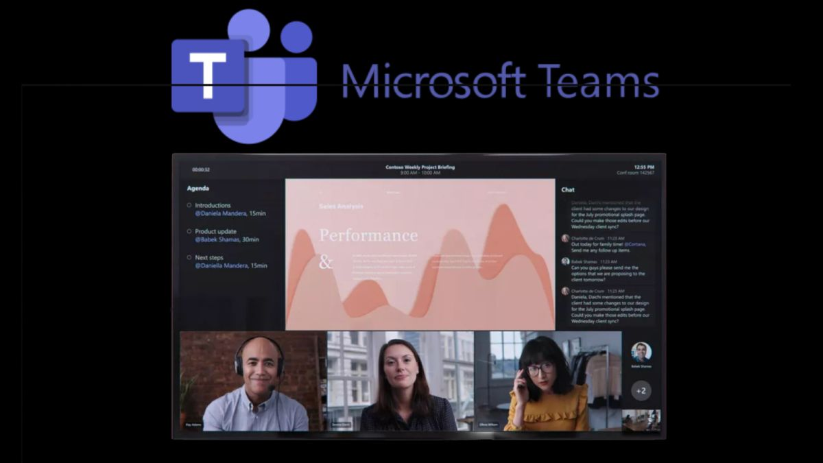 Microsoft Teams adds new features to improve video chat meetings