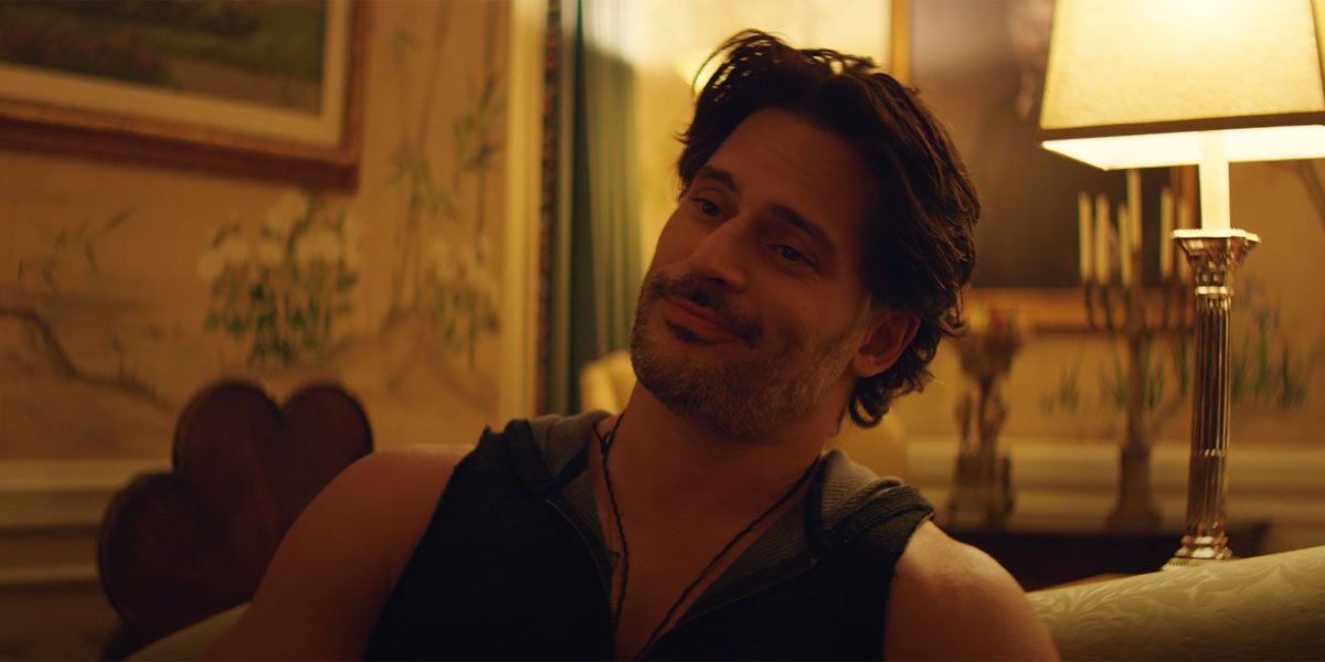 Joe Manganiello Magic Mike XXL
