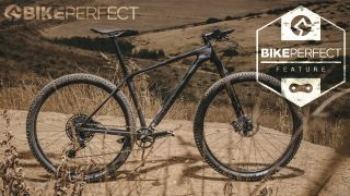 What is a hardtail?