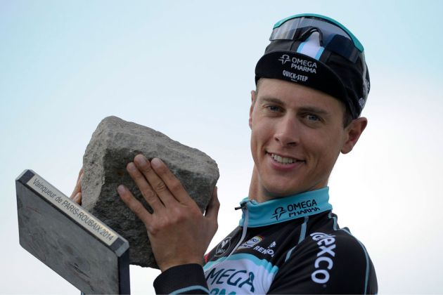 Niki Terpstra to ride in Rio Olympics team pursuit? - Cycling Weekly