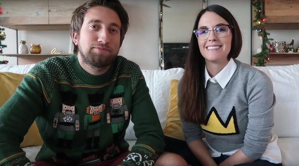 YouTubers Gavin Free and Meg Turney survive break-in by armed, deranged fan