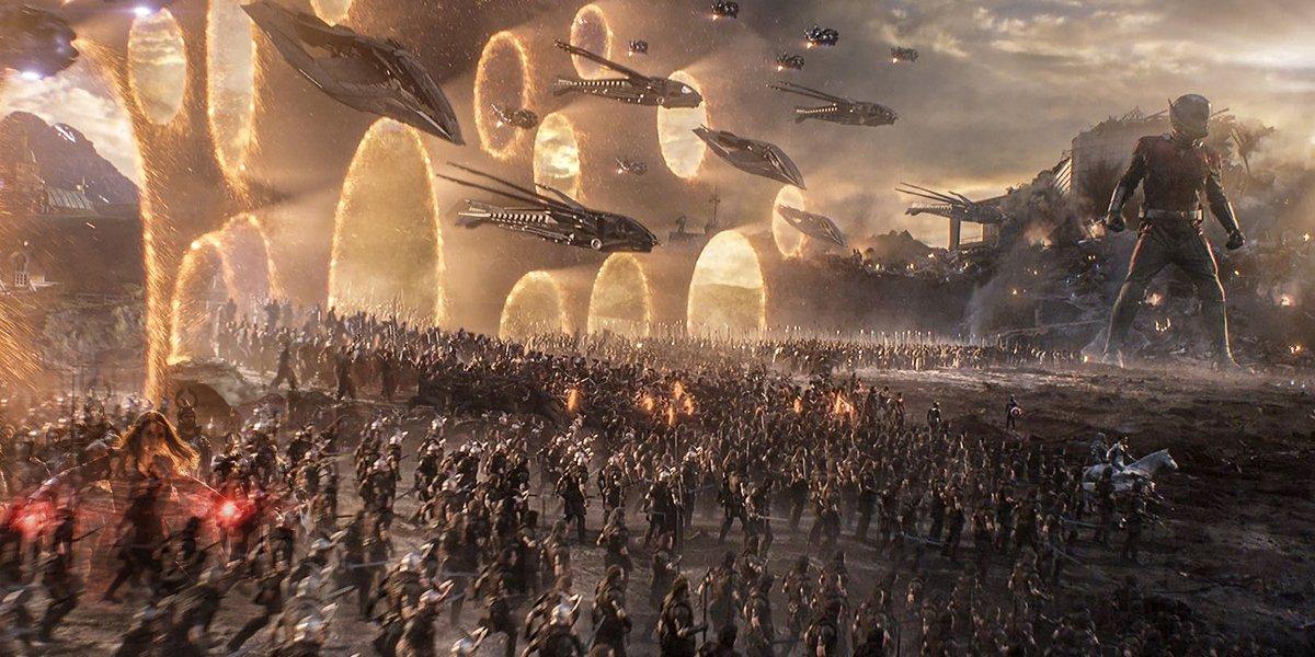 Portals Avengers Endgame