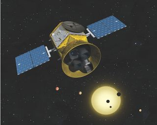 NASA's Transiting Exoplanet Survey Satellite (TESS) mission is scheduled to launch in 2017 to hunt for Earth-size alien worlds.