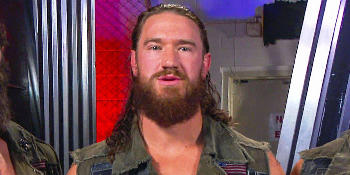 Wesley Blake on NXT