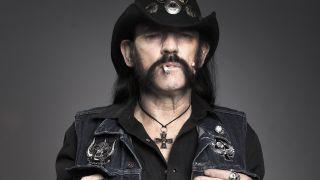 Late Motorhead icon Lemmy