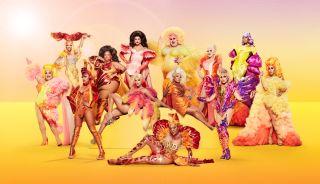 Paramount Plus' 'RuPaul's Drag Race All Stars'