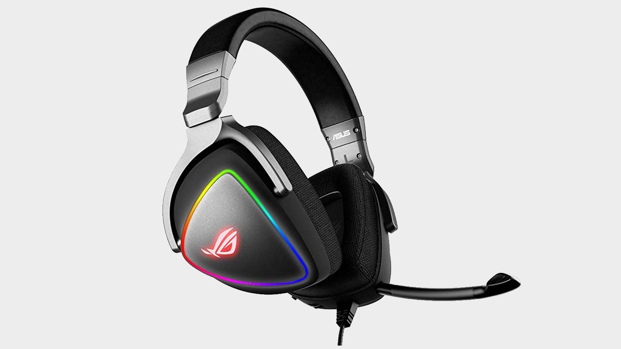 Asus ROG Delta headset review | PC Gamer