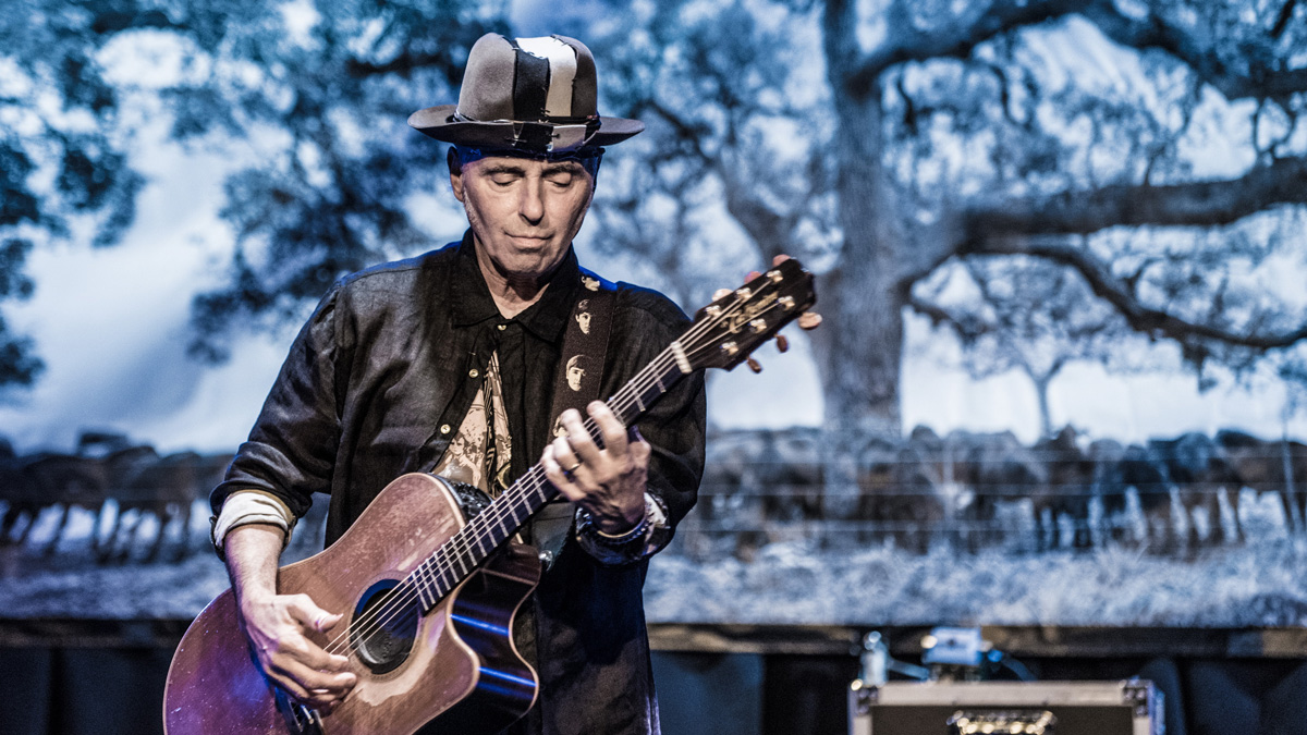 Nils Lofgren On His Return To Neil Young And Crazy Horse We Hit This Groove And Nobody Wanted To Stop Guitar World