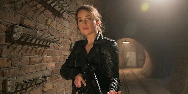 Emilia Clarke Sarah Connor Terminator Genisys