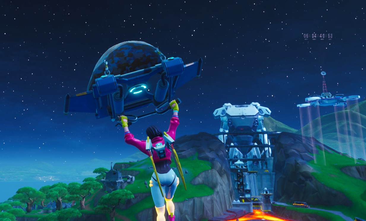 Fortnite Season 9 closes this weekend with (probably) a giant monster fight | PC Gamer