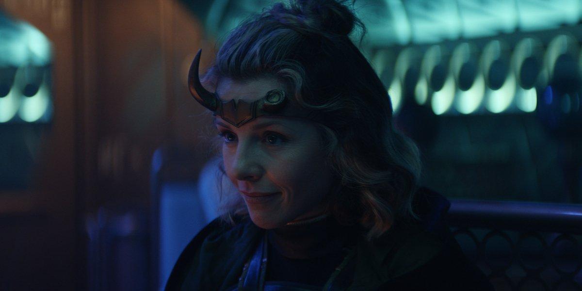 Sylvie Lady Loki in Loki