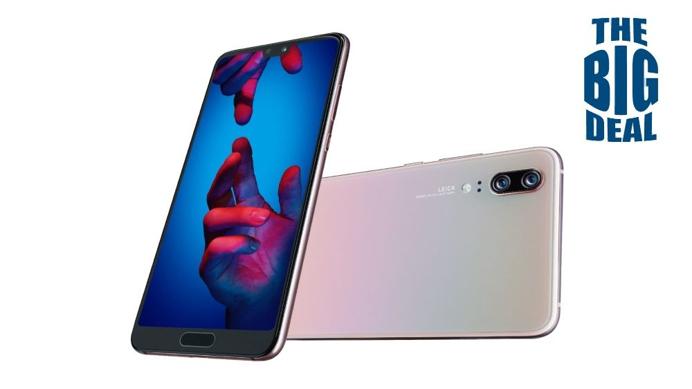 Huawei smartphone P20 Pro