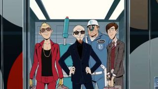 Adult Swim's The Venture Bros.