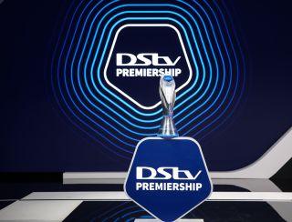 DSTV Premiership trophy