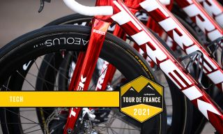 Tour de France tech
