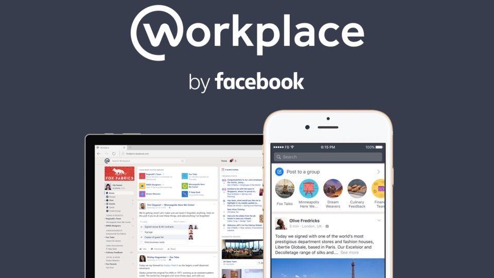 Facebook Workplace announces 'drop-in' video rooms - TechRadar South Africa